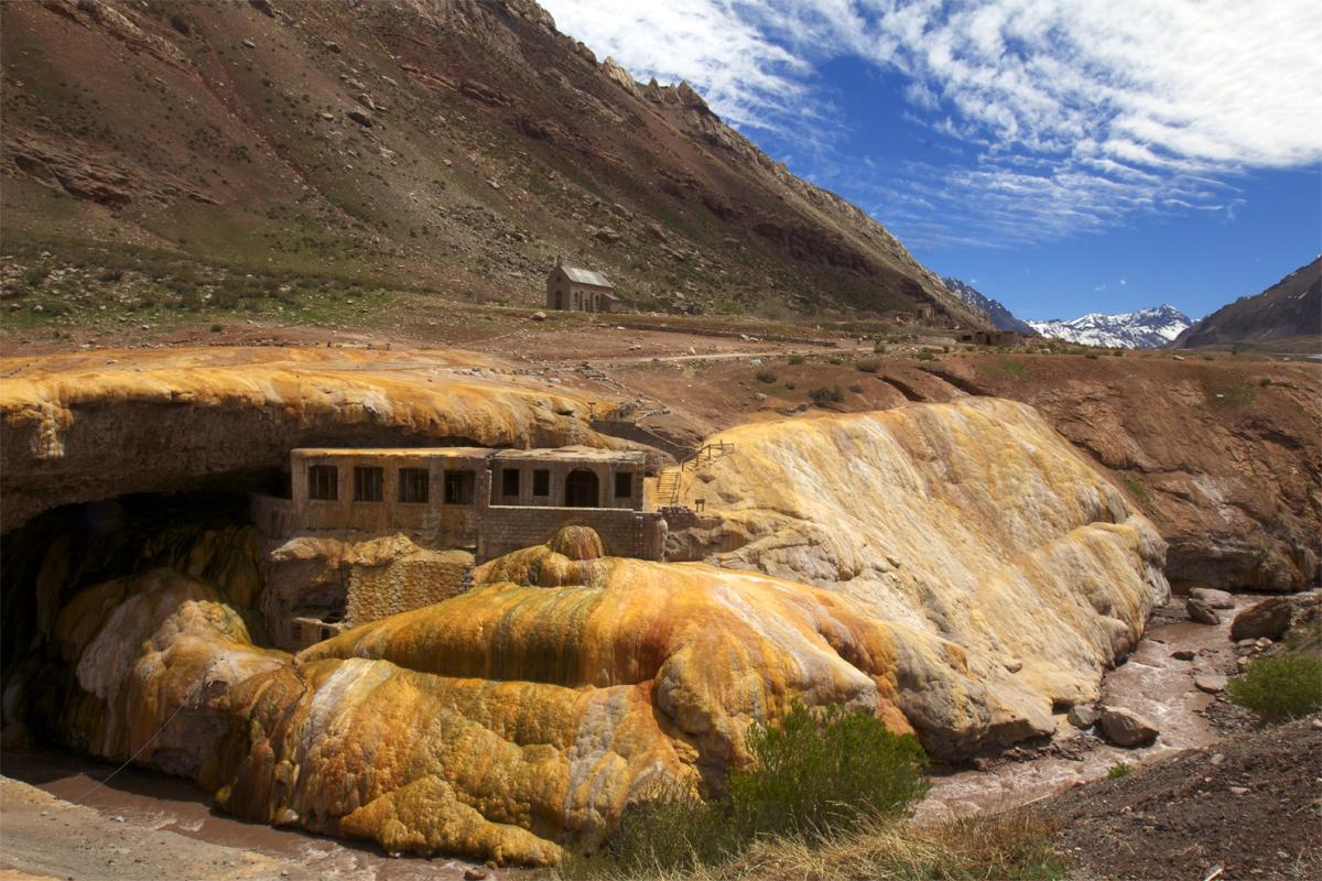 ponte de los incas